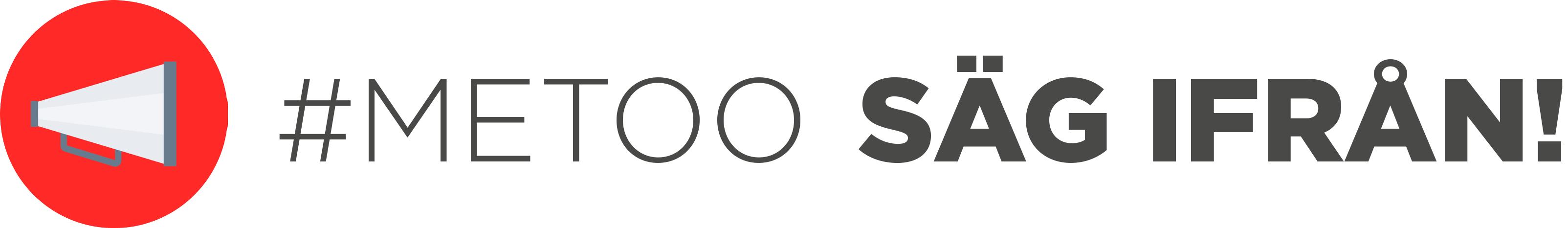 #metoo | Säg ifrån!